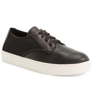 Eileen Fisher Koi Leather Sneakers 7